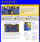 Alpha Omicron Sigma Chapter of Sigma Gamma Rho Sorority Website - Alpha Omicron Sigma Chapter of Sigma Gamma Rho Sorority Website